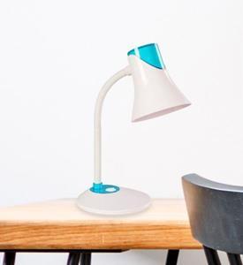 Lámpara de Escritorio 1L celeste
