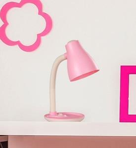 Lámpara de Escritorio 1l rosado