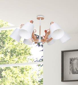 Lámpara de techo 6 luces ArteLuce