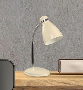 Lámpara de Escritorio 1L blanca