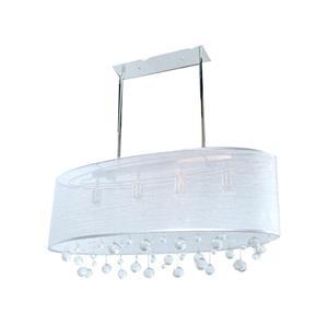 Lámpara colgante 4 luces
