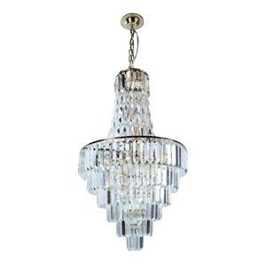 Lámpara colgante de 14 luces