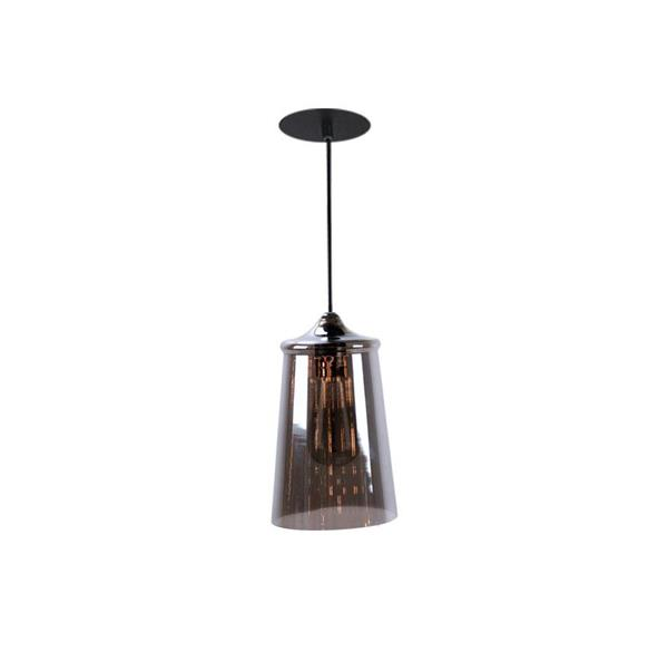 Lámpara colgante 1 luz