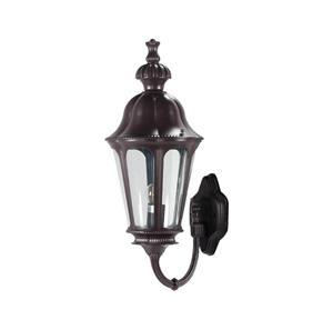Lámpara de pared exterior clásico