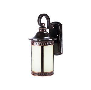 Imagen de Lámpara Exterior de Pared JOTA 1L bronce (mini)