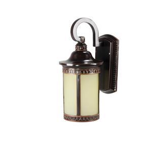 Imagen de Lámpara Exterior de Pared JOTA 1L bronce