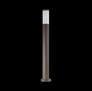 Lámpara poste exterior 1 luz