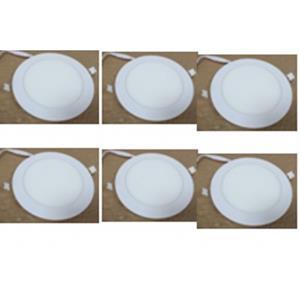 Imagen de Lámpara Empotrable LED de Techo (6 pack)
