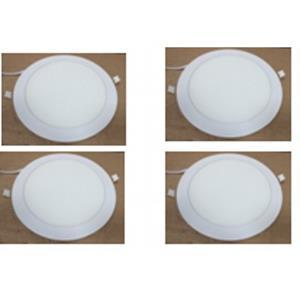 Imagen de Lámpara Empotrable LED de Techo (4 pack)