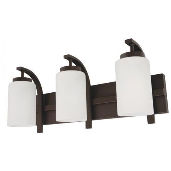 Lámpara aplique de 3 luces