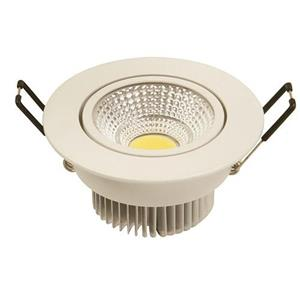 Lámpara empotrable led integrado