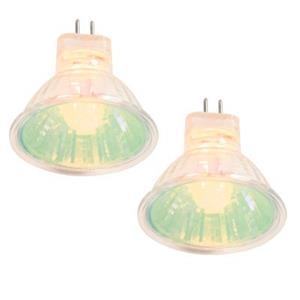 Imagen de Bombillo Inc. MR-16 (2 pack) luz verde