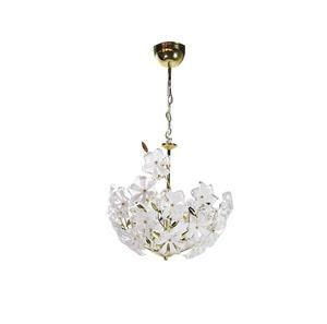 Lámpara Colgante 3L bronce E14
