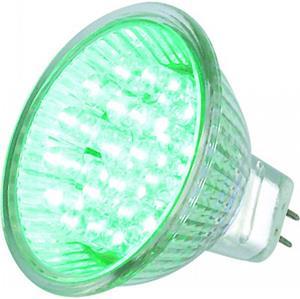Imagen de Bombillo Halógeno MR-16 verde brillante