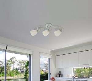 Lámpara Dirigible Spot 3L blanca