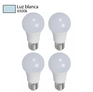 bombillos luz blanca