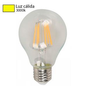 bombillo luz amarilla