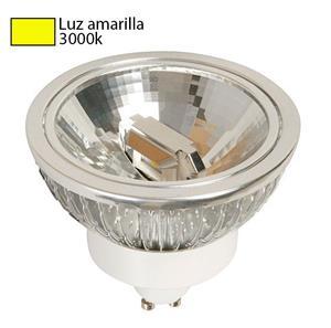Bombillo led luz cálida 3000K
