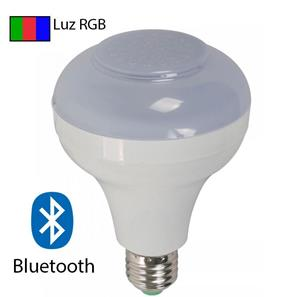 Foco Led RGB con Bluetooth