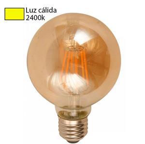 Bombillo led 2400k luz cálida