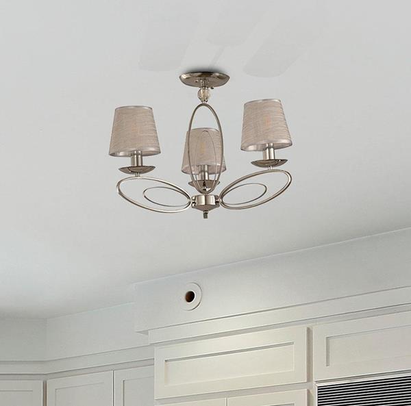Lámpara de techo 3 luces