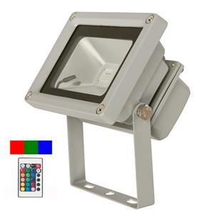 Imagen de Lámpara reflectora led RGB 10W