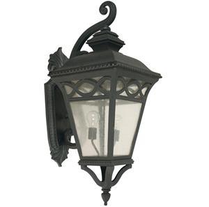 Lámpara farol exterior 2 luces
