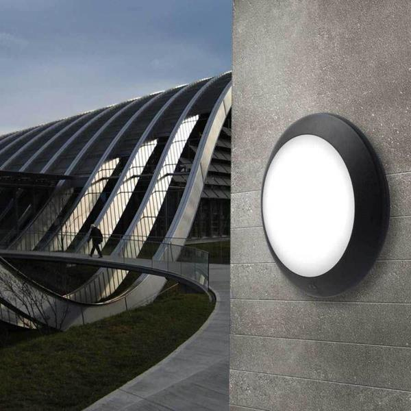 Lámpara de pared exterior FUM
