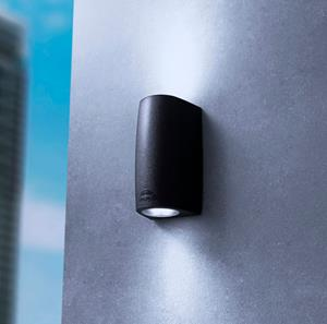 Imagen de Lámpara Led de Pared MARTA BLACK FROSTED