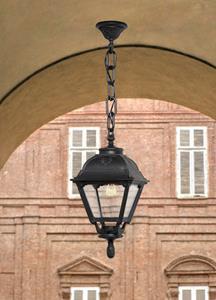 Imagen de Lámpara de techo farol SICHEM/CEFA BLACK