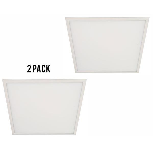 Lámpara de techo flat panel 4000k