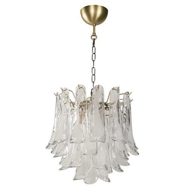 Lámparas de Cristal 4 luces