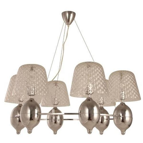 Lámpara colgante 6L