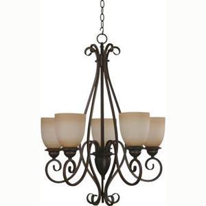 Imagen de LAMP. TECHO CHOCOLATE 5L E27 60W