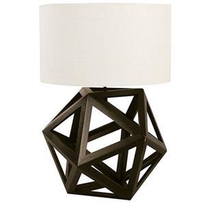 Imagen de LAMP. MESA CHOCOLATE 1L E27 100W