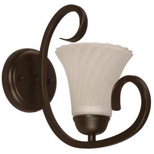 Imagen de LAMP. PARED CHOCOLATE 1L E27 60W