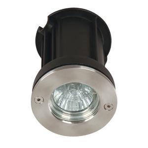 Imagen de LAMP. EXT. PISO PLATEADO 1L G5.3 35W 12V SUMERGIBLE
