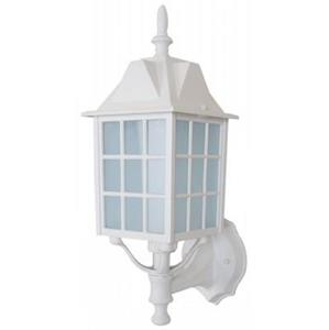 Imagen de LAMP. EXT. PARED BLANCO 1L E27 100W
