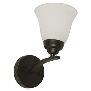 Imagen de LAMP. PARED CHOCOLATE 1L E27 60W