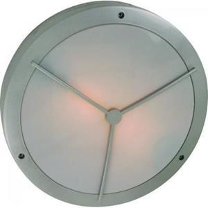 Imagen de LAMP.PARED E27*2L*15W 2700K (I/B)15W ACAB.PLATEADO