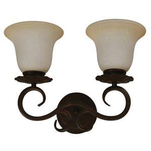 Imagen de LAMP. PARED OXIDO 2L E27 60W