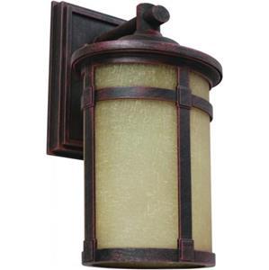 Imagen de LAMP. EXT. PARED OXIDO 1L E27 100W