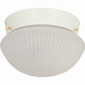 Imagen de LAMP. TECHO BLANCO 1L E27 60W