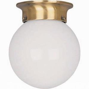 Imagen de LAMP. TECHO BRONCE 1L E27 60W