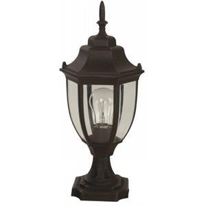 Imagen de LAMP. EXT. MURO OXIDO 1L E27 100W