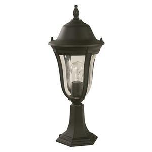 Imagen de LAMP. EXT. MURO NEGRO 1L E27 100W
