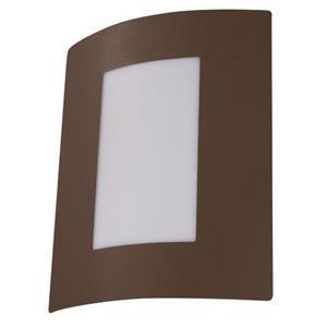 Imagen de LAMP. EXT. PARED CHOCOLATE 1L E27 40W