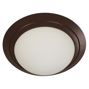Imagen de LAMP. TECHO*2LTS*120V*60HZ*E27*60W*(B/N)*ACAB. CHOCOLATE OSC
