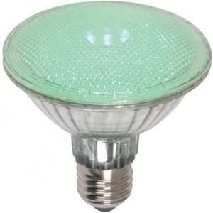 Imagen de Bombillo LED PAR30 luz verde