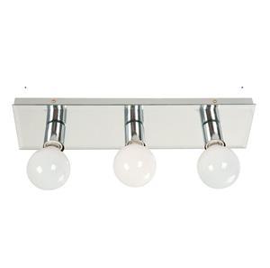 Lámpara de pared bathroom 3 luces